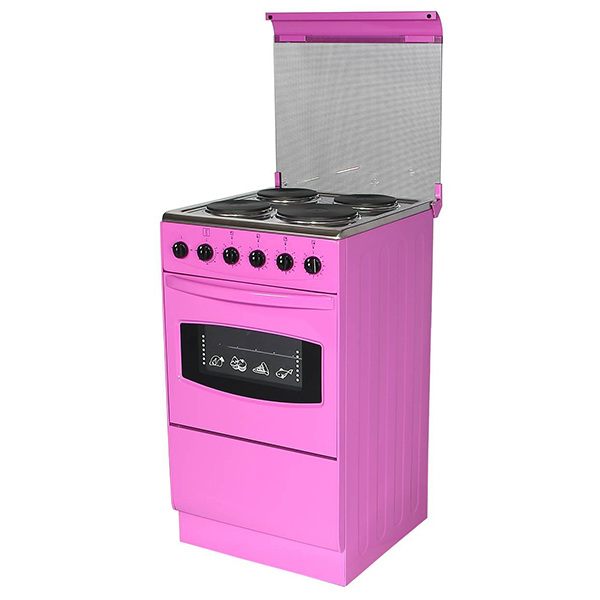 Free Standing ELectric Oven with Four Hotplates