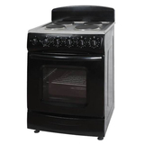 Free Standing Electric Oven with four Electric hotplates