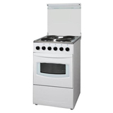 Free Standing Kitchen Electric Oven with Four Hotplates