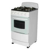New Style Free Standing Kitchen Oven with Four brass gas burners sets