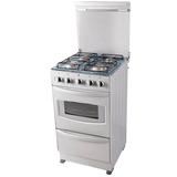 Free Standing Kitchen Oven with Four Burners Gas Stoves or Electric Stoves
